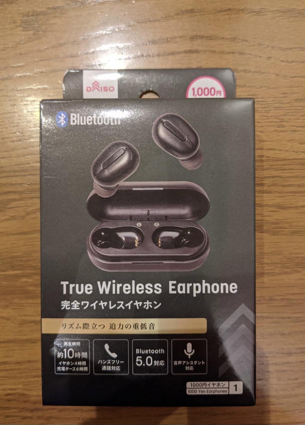 True Wireless Earphoneのイメージ